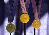 北京2008残奥会奖牌发布