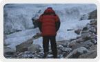 5月7日亲临雪线叹珠峰美景