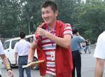 孙楠,北京奥运,场外,嘉宾,明星,08北京